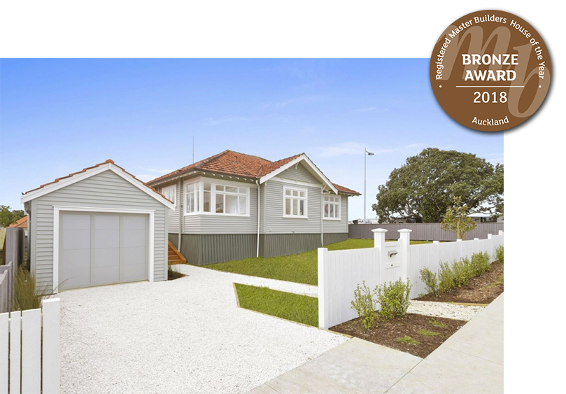 Hobsonville Renovation - Master Builders Bronze Winner
